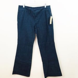 NWT! Tommy Hilfiger Mid-Rise Trouser Jeans 10
